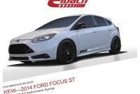 Performance Parts for 2014 ford Focus St Product Releases 2014 ford Focus St Pro Kit