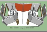 18 Inch Real Cla 8901b Outdoor Sound System Box Schematic